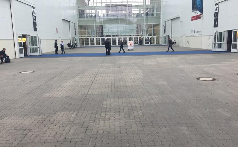 IFRA Expo 2015 : Unterm Strich – die große Leere
