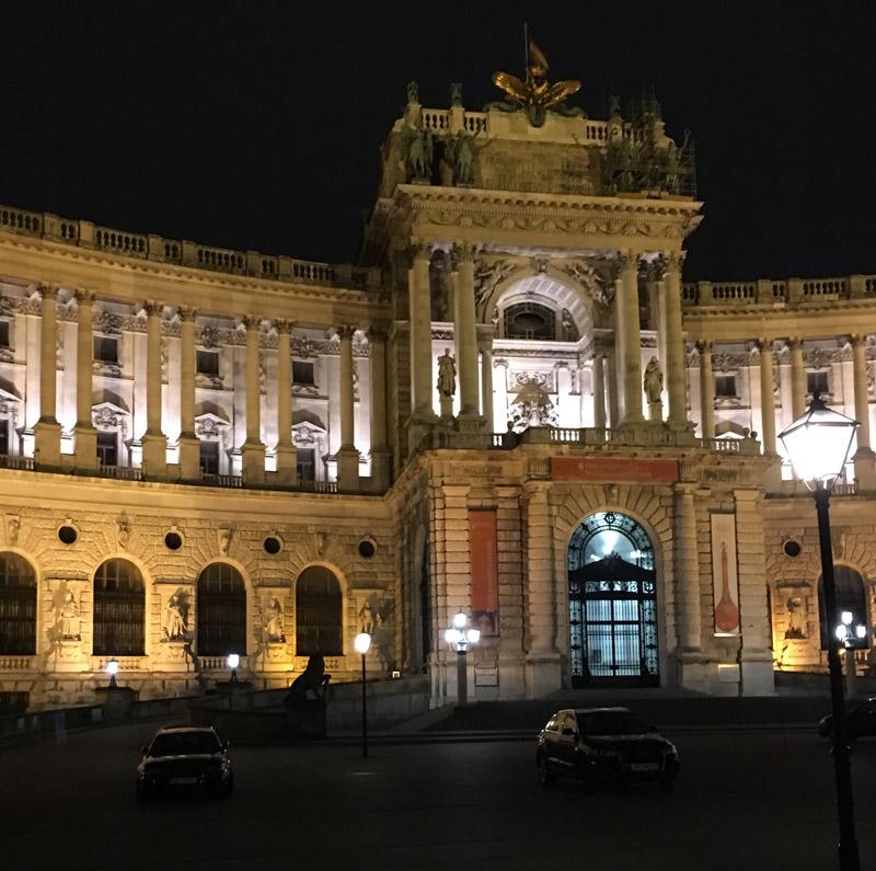 Portal der Hofburg, Wien