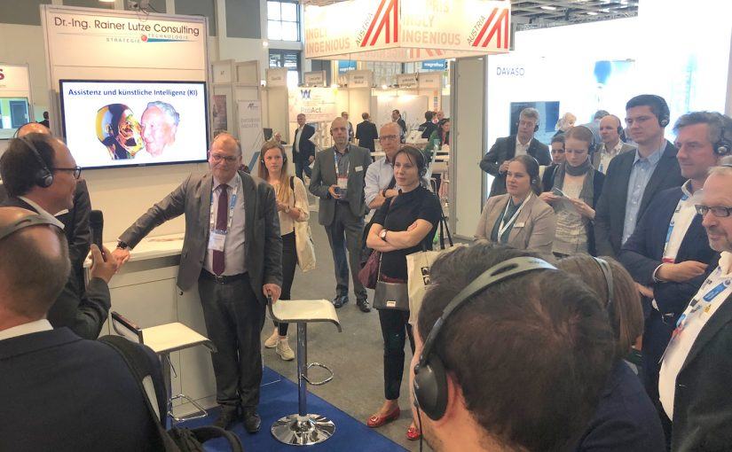 conhIT 2018 - Dr.-Ing. Rainer Lutze Consulting