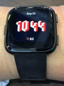 fitbit versa(TM) Smartwatch