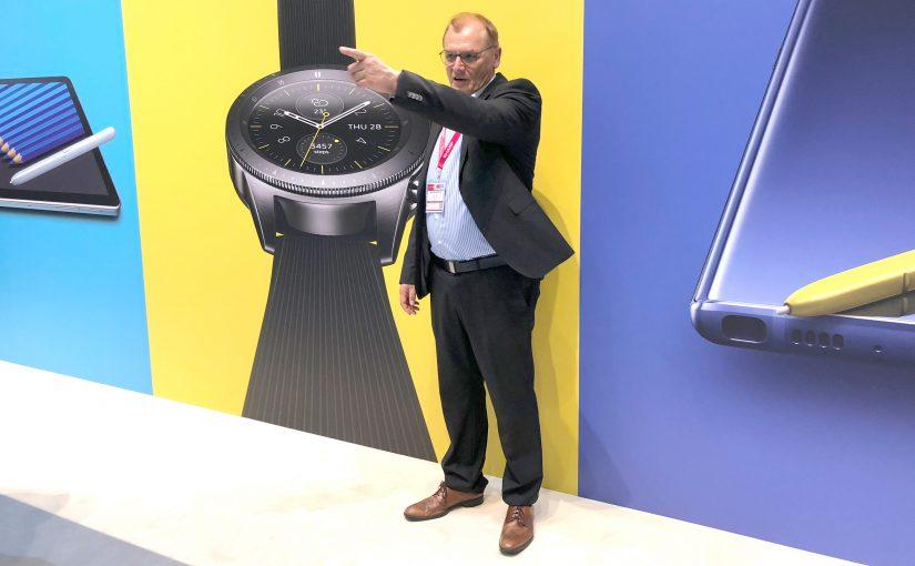 Endlich – die neuen Smartwatches zur IFA 2018!
