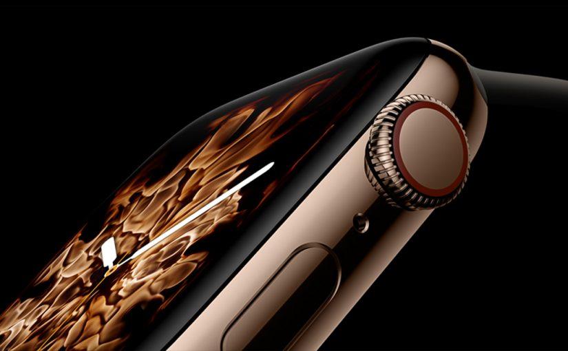 Neue Smartwatches: Apple Watch™ Series 4 und Polar Vantage™ V