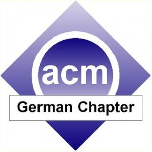 Das Logo des German Chapter der ACM
