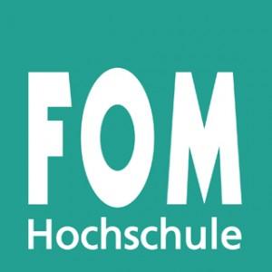 Das LOGO der FOM Hochschule für Oekonomie und Management, Essen