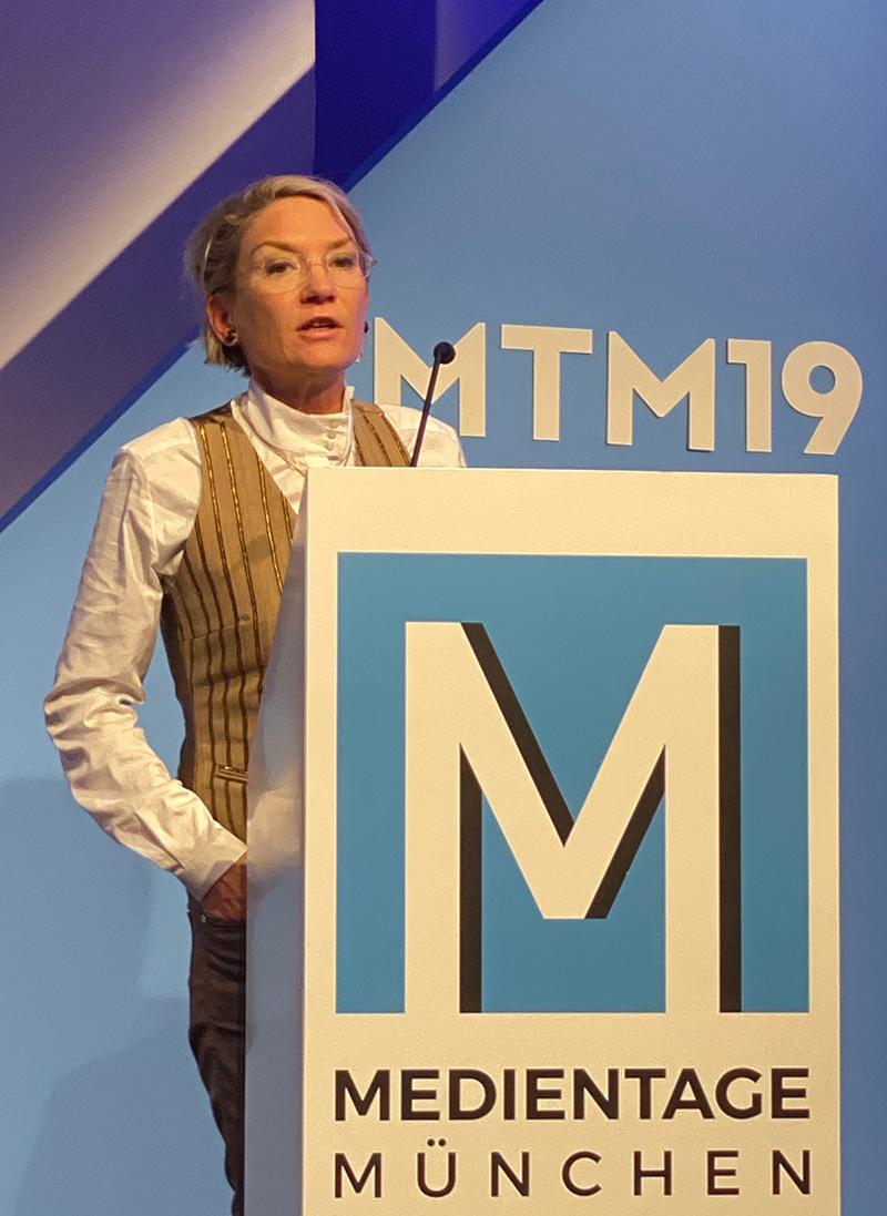Referat Dr. Franziska Augstein, zur Notwendigkeit professioneller Journalisten, MTM 2019