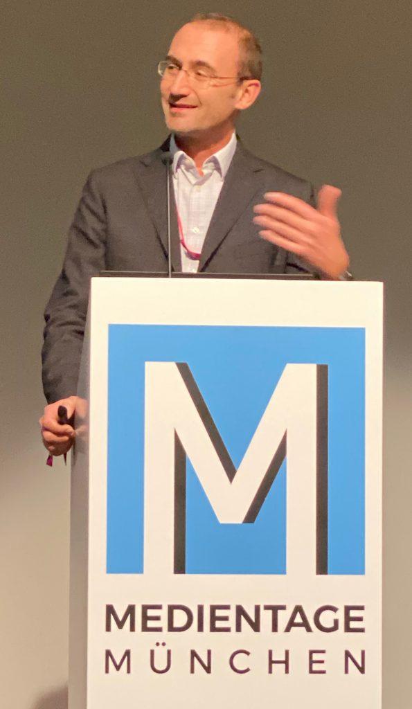 Neil Thurman, LMU München, über Roboterjournalismus, MTM 2019