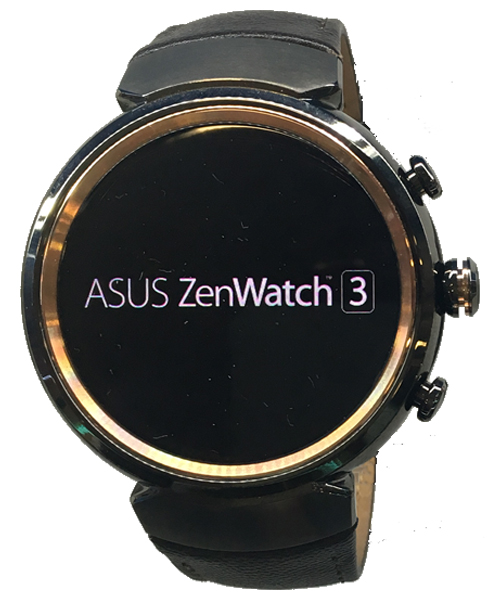 ASUS ZenWatch(TM) 3
