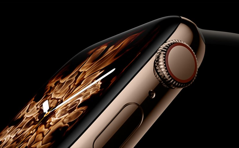 Neue Smartwatches: Apple Watch™ Series 4 und Polar Vantage™ V