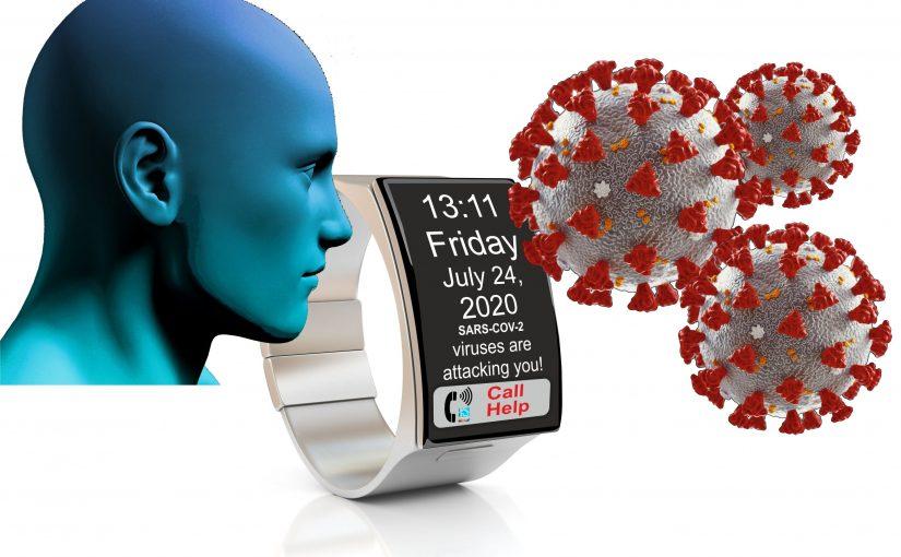 COVID-19 und Smartwatches