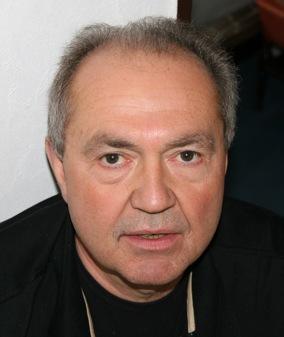 Portraitfoto von Ernst Heßmann, Verleger und Redakteur
